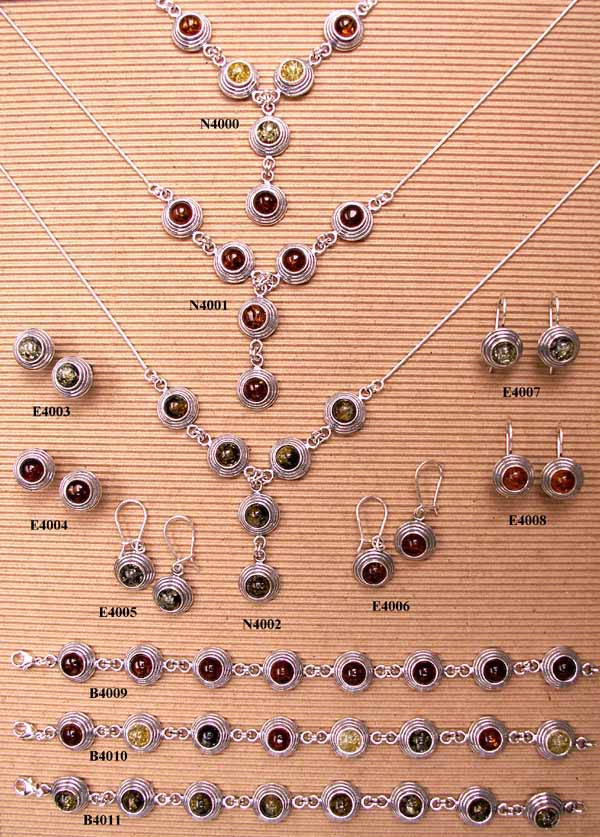 silver and amber jewellery manufacturer Poland