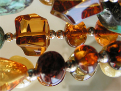 amber jewellery manufacturer Poland